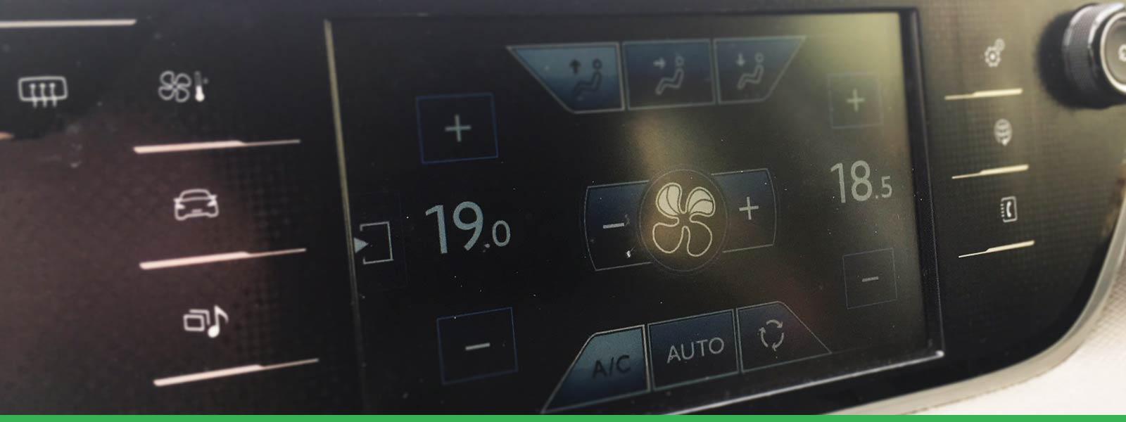 Hausse de températures estivales: pensez à faire recharger la climatisation de votre voiture