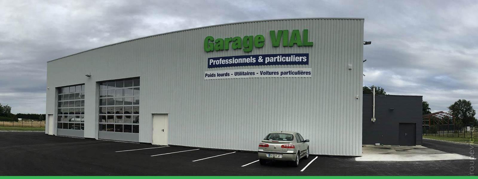 Votre Garage à la Réole
